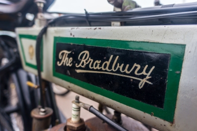 Bradbury 1911 550CC