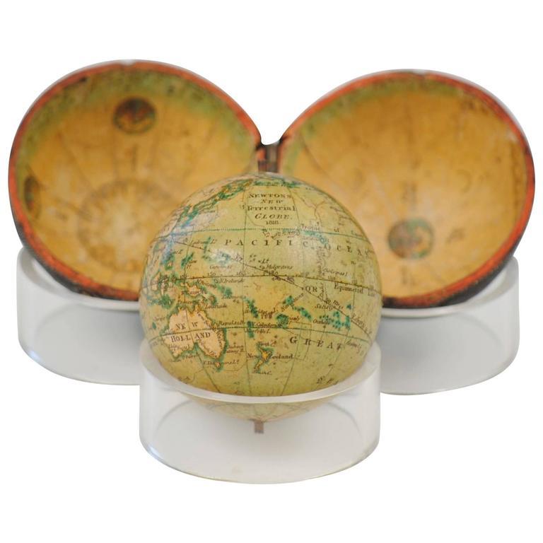 globe in a nutshell